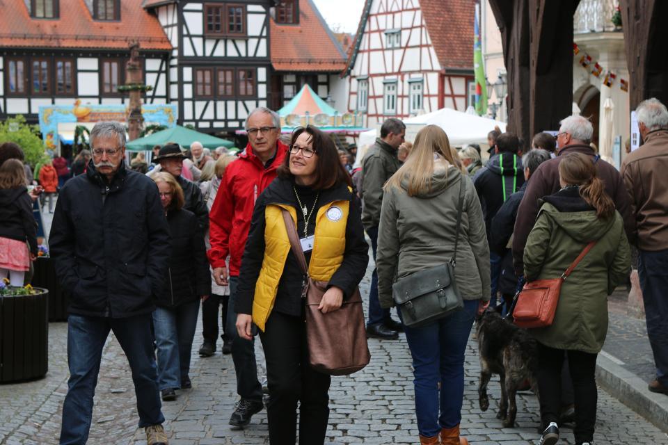 Rundgang durch die Altstadt von Michelstadt