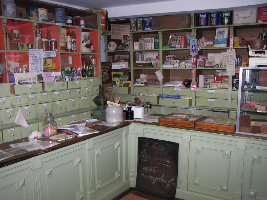Besuch des Heimatmuseums von Oberzent