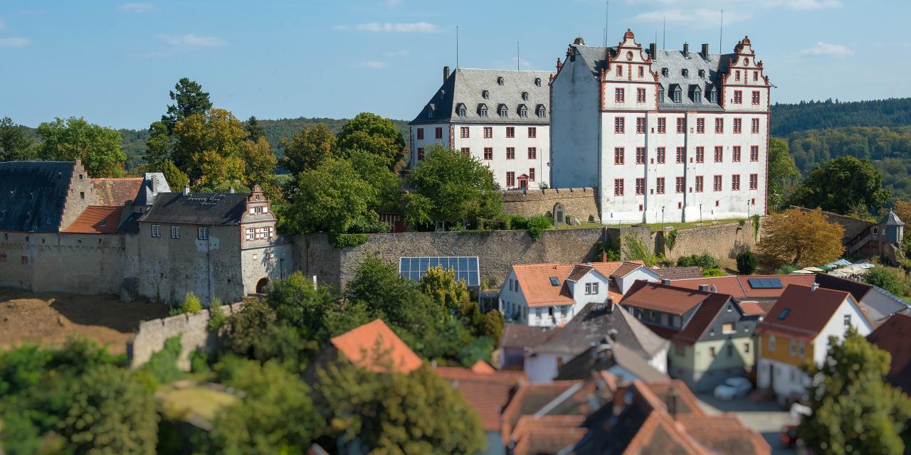 Schloss Lichtenberg mit Museum und Bollwerk
