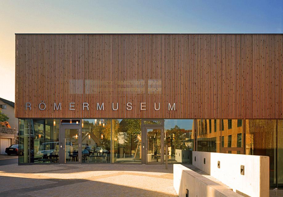 Römermuseum mit Limespark in Osterburken