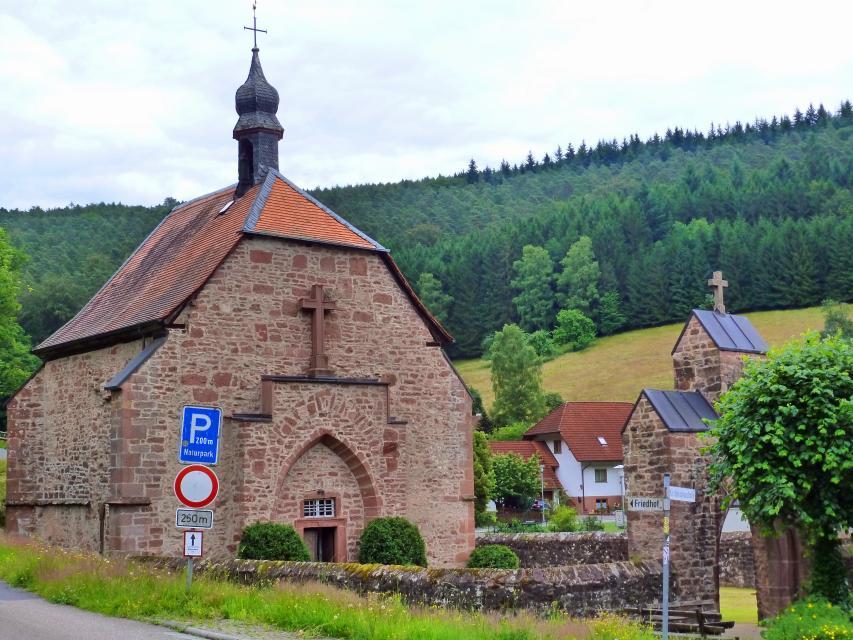 Quellkirche Schoellenbach - Odenwald Tourismus GmbH