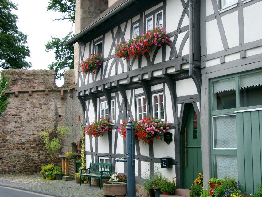 Historische Altstadt Babenhausen