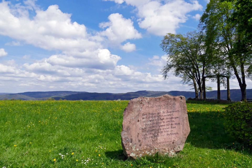 Beerfelder Galgen - Odenwald Tourismus GmbH