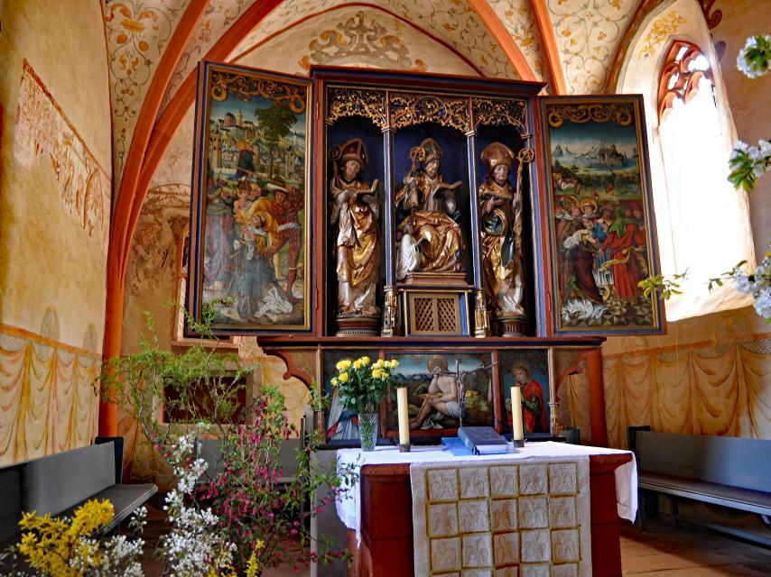 Evangelische Kirche Kirchbrombach