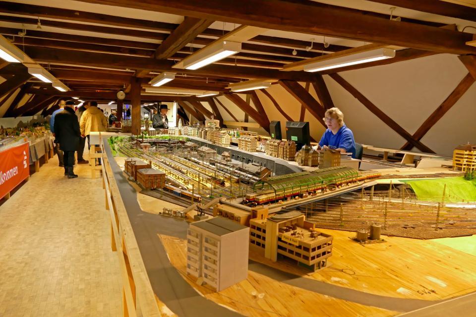 Modelleisenbahn-Ausstellung - Odenwald Tourismus GmbH