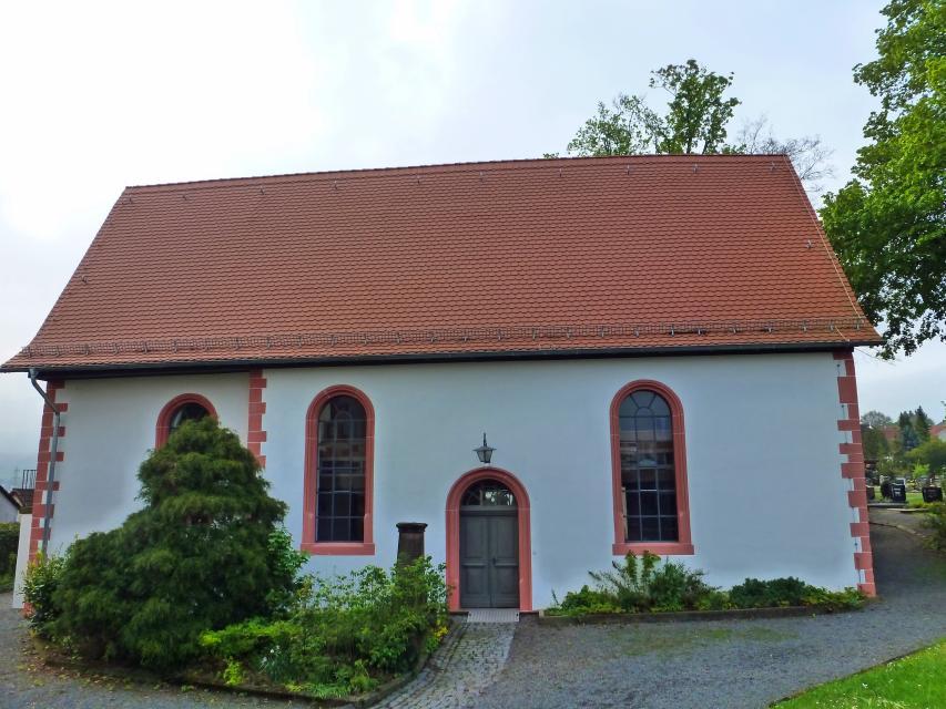 Wehrkirche Wersau - Odenwald Tourismus GmbH