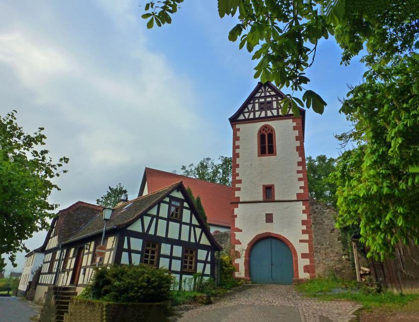 Wehrkirche Brensbach-Wersau