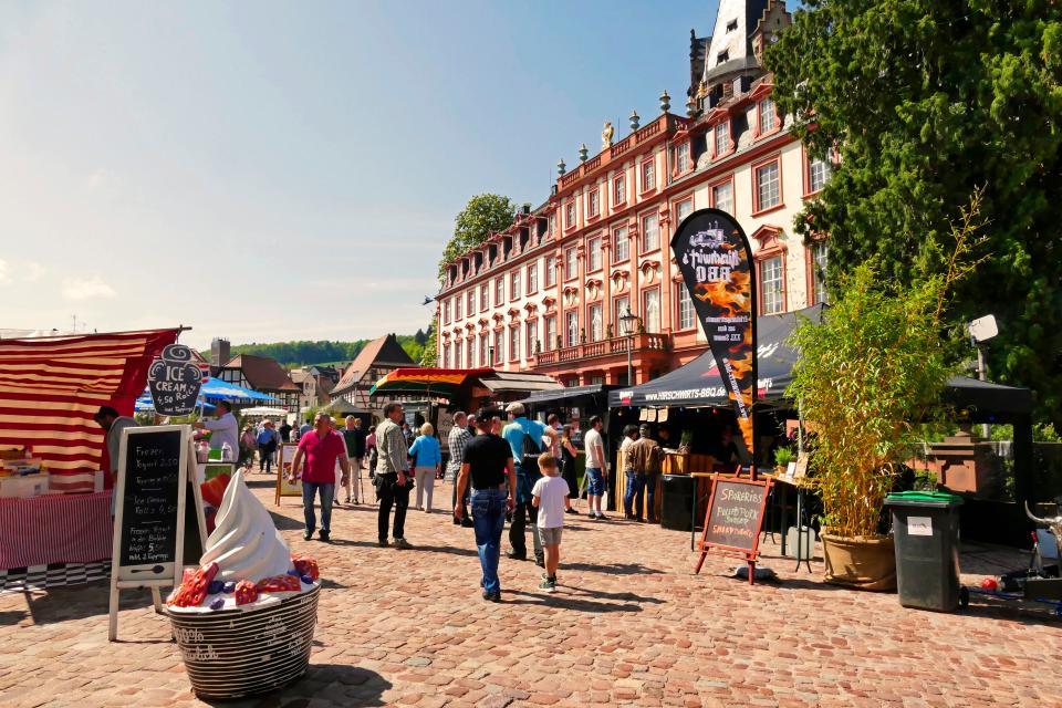 Marktplatz - Odenwald Tourismus GmbH