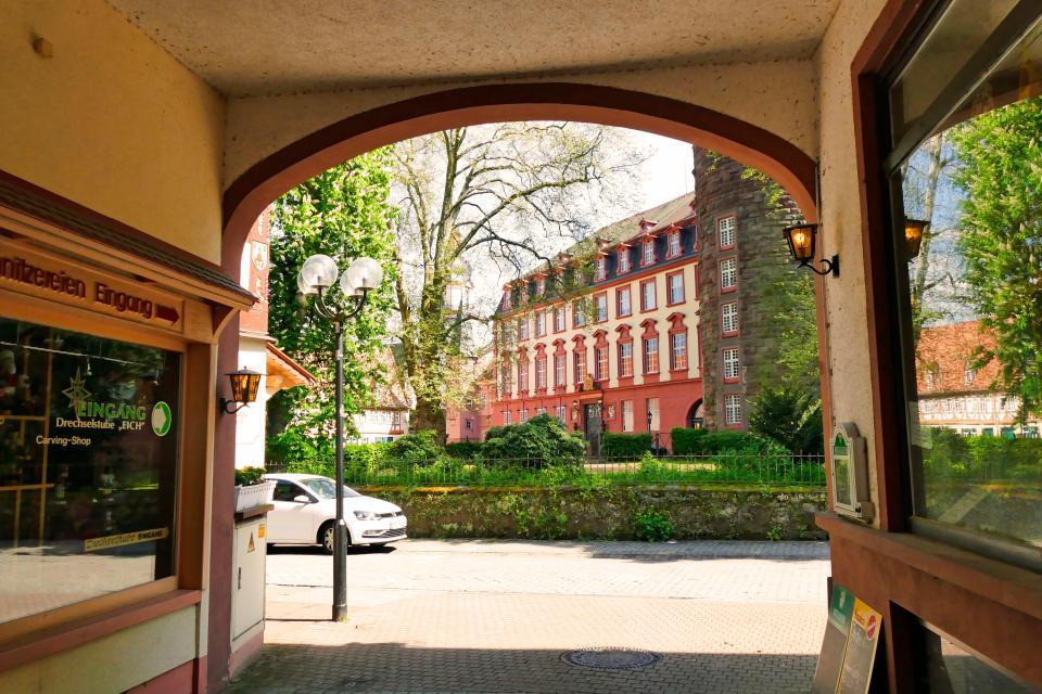Schlossblick - Odenwald Tourismus GmbH
