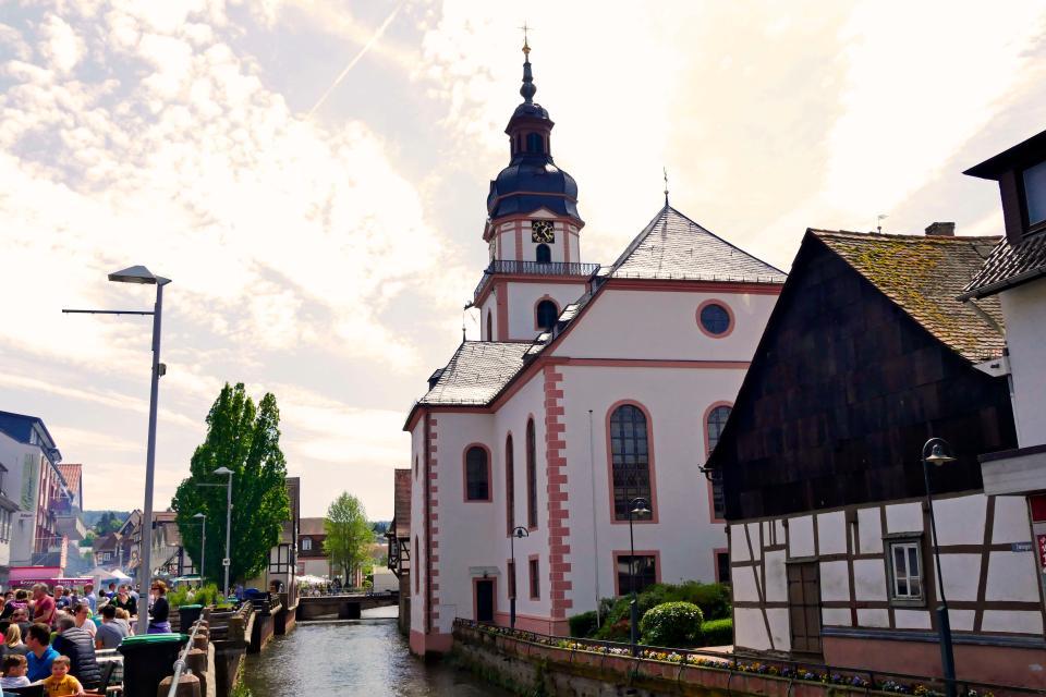 Ev. Stadtkirche - Odenwald Tourismus GmbH