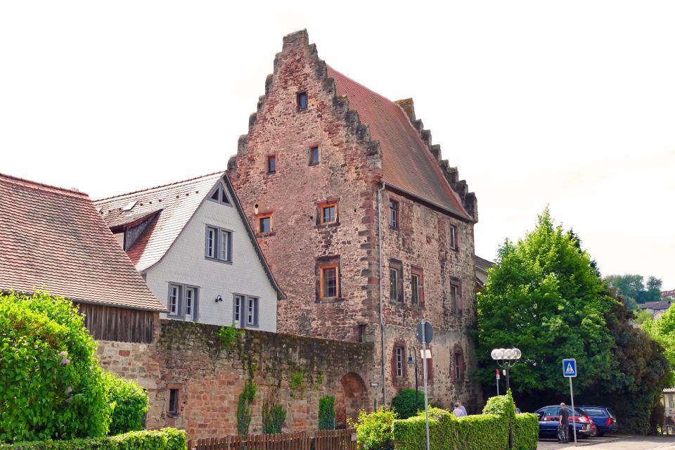 Tempelhaus - Odenwald Tourismus GmbH