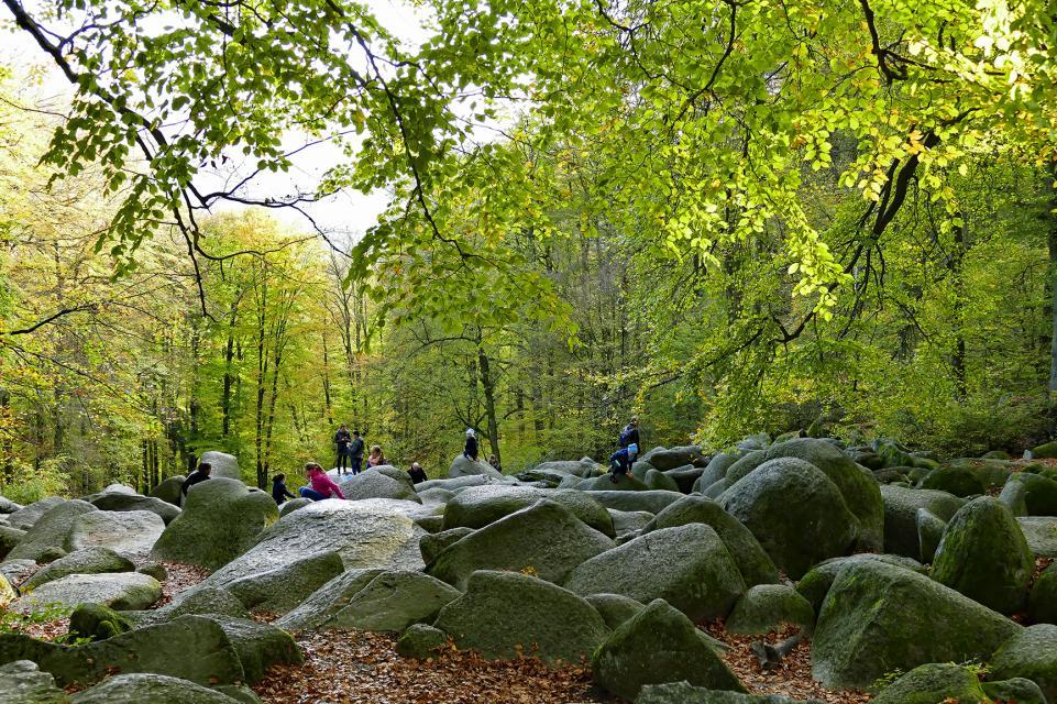 Felsenmeer Lautertal