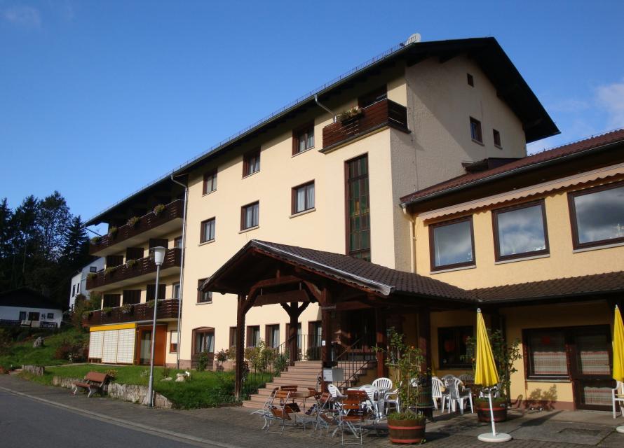 Odenwald-Gasthaus Dornröschen