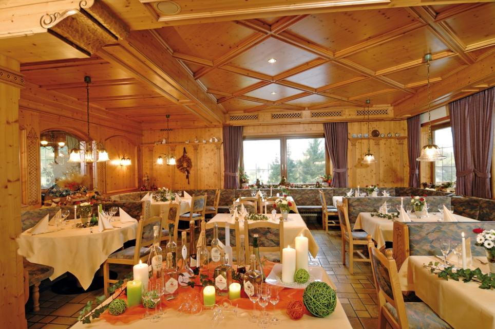 """Restaurant """"Berghof"""""""
