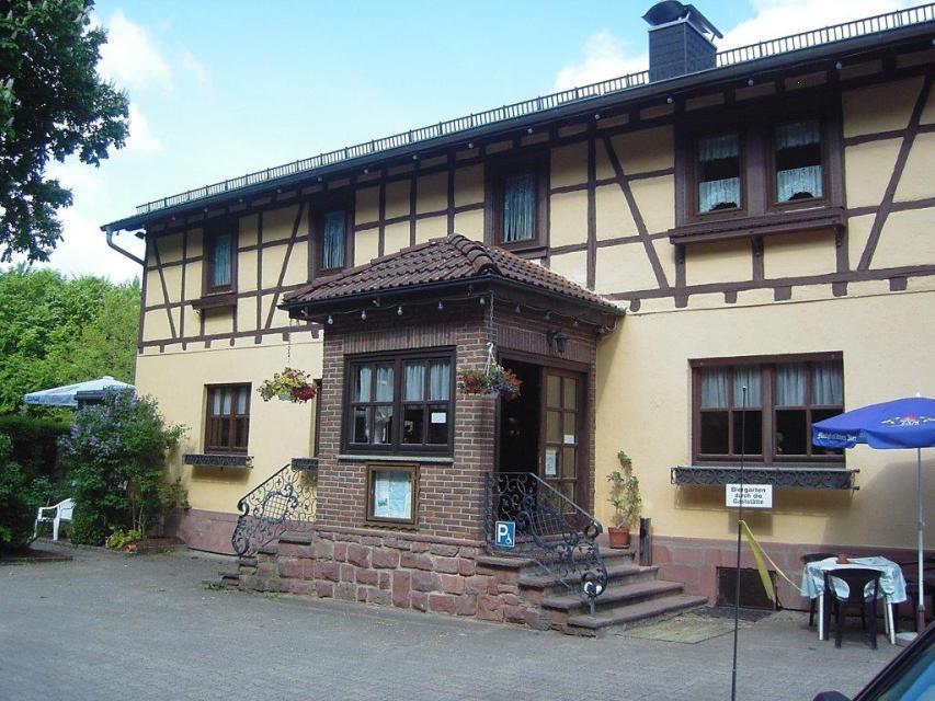 """Waldgaststätte """"Zum Habermannskreuz"""""""