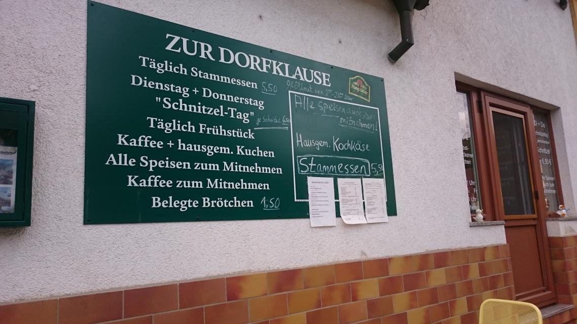 - Dorfklause Beerfurth