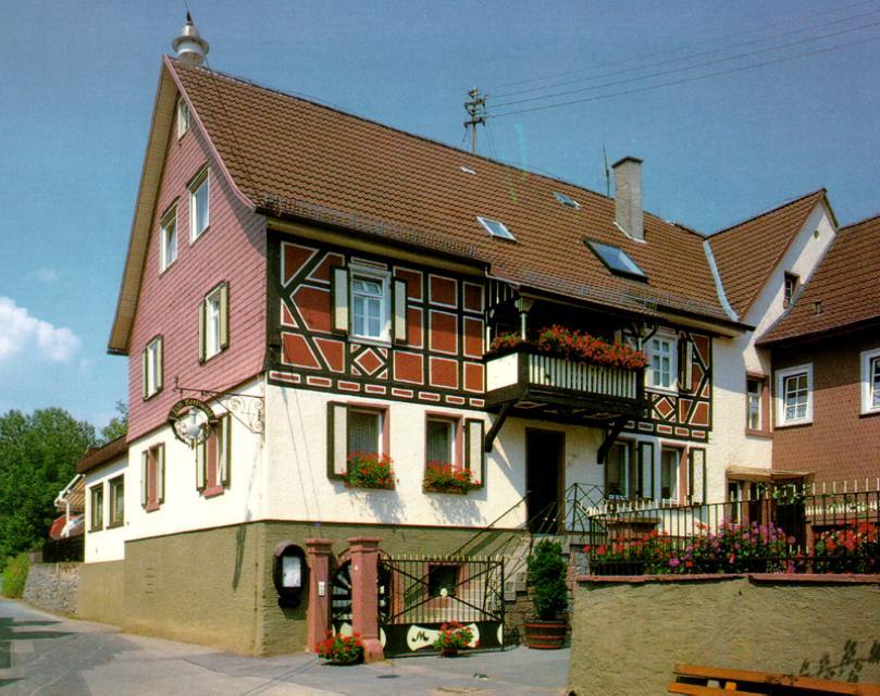 """Landgasthof & Brennerei """"Zum Kreiswald"""""""