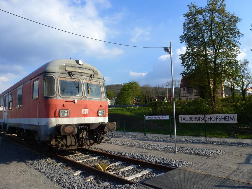 Gleis 1 Amorbach