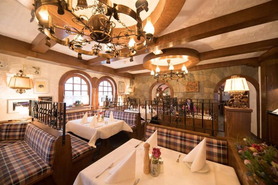 "Restaurant ""Brandhof"""