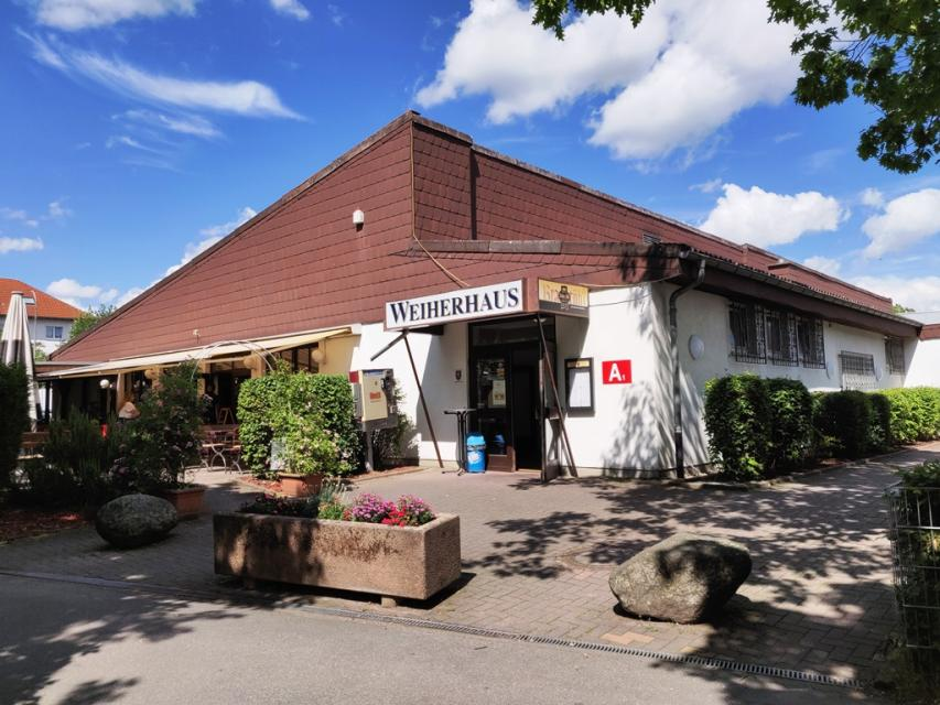 """Gaststätte """"Weiherhaus"""""""