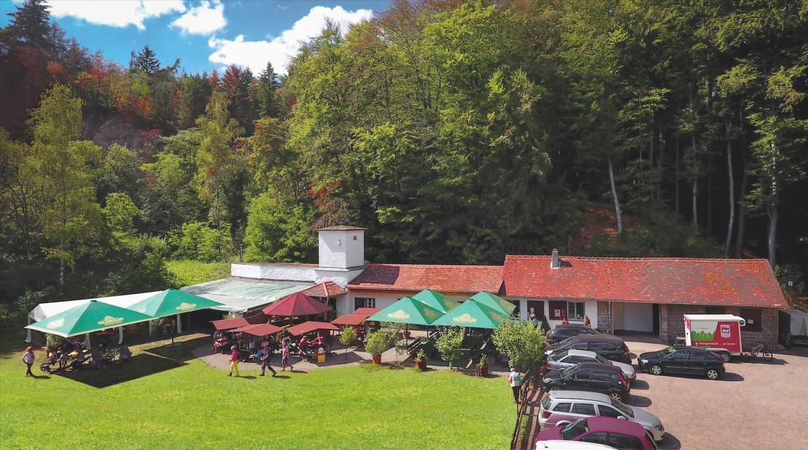 """Gaststätte """"Zum Steigkopf"""""""