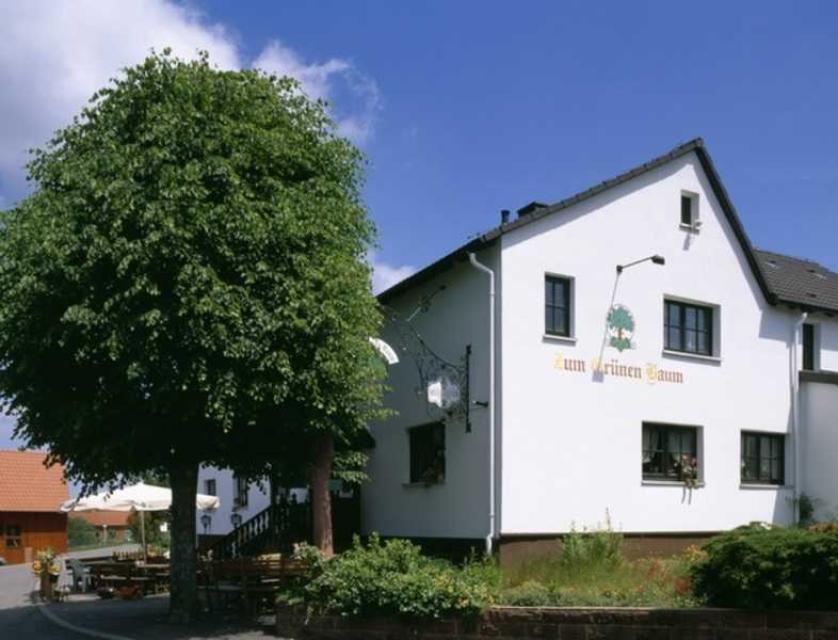 "HE-Hotel Landgasthof ""Zum Grünen Baum"""