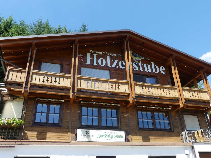 "Pension ""Holzerstube"""