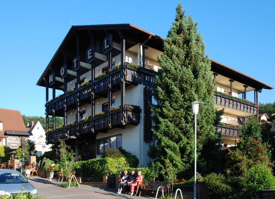 Hotel-Pension Schlößmann