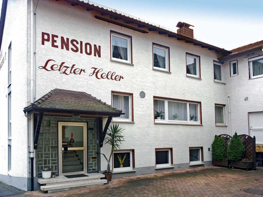 "Pension ""Zum letzten Heller"""
