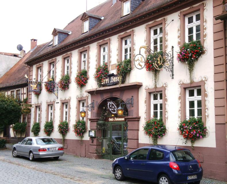 Hotel-Restaurant Drei Hasen