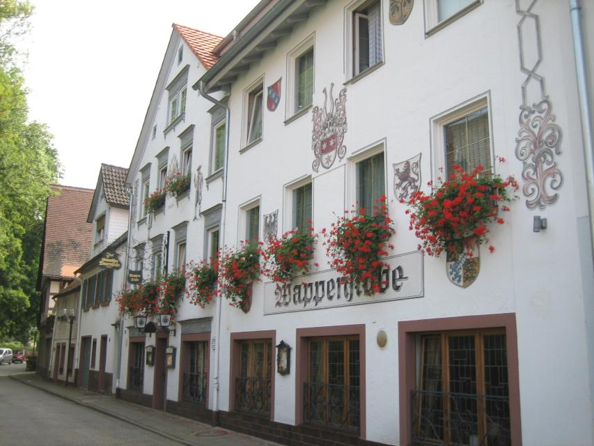 Hotel Wappenstube