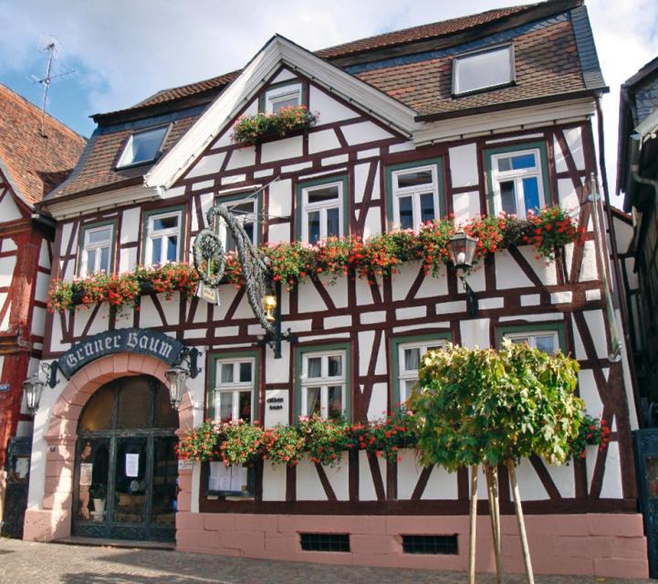 Hotel-Restaurant Zum Grünen Baum