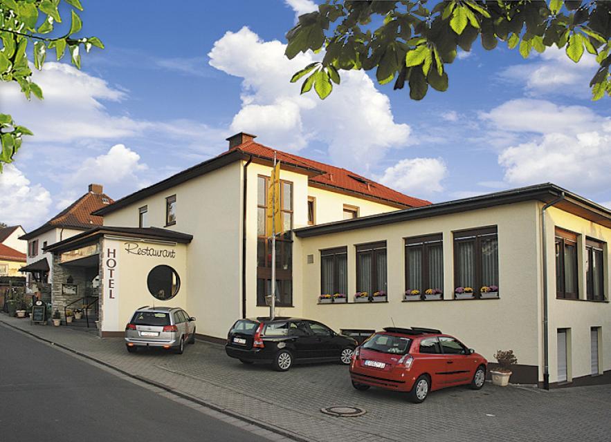 Odenwald Sterne-Hotel-Restaurant Michelstädter Hof