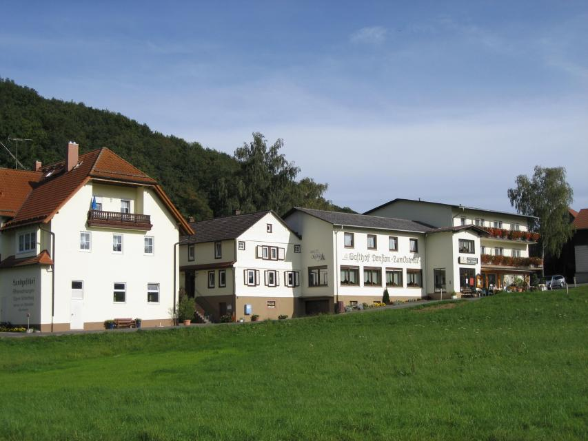 Gasthaus Pension Ostertal