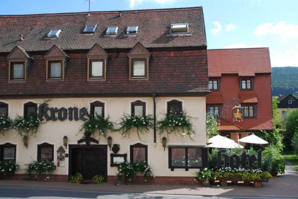 """Hotel """"Zur Krone"""""""