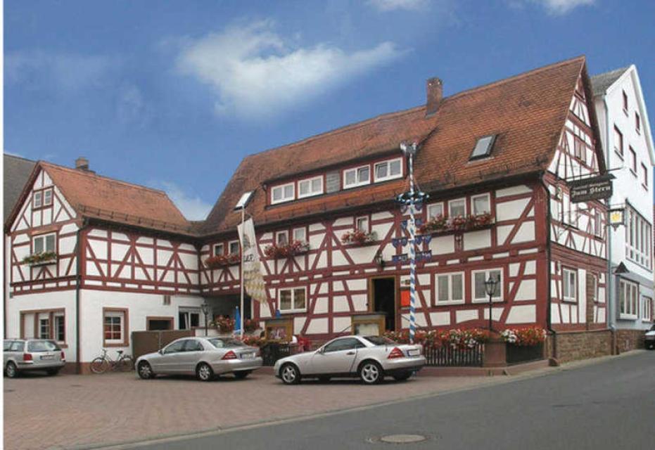 Odenwald Sterne Hotels - Gasthof-Metzgerei Zum Stern