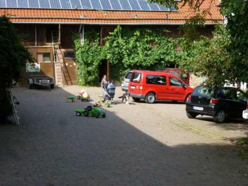 BE-Ferienwohnungen Hof Zimmermann