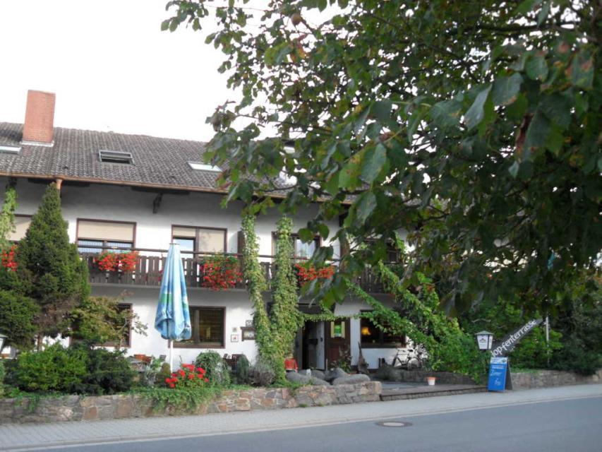 """Landgasthof Brunnenwirt """"Zum Meenzer"""""""