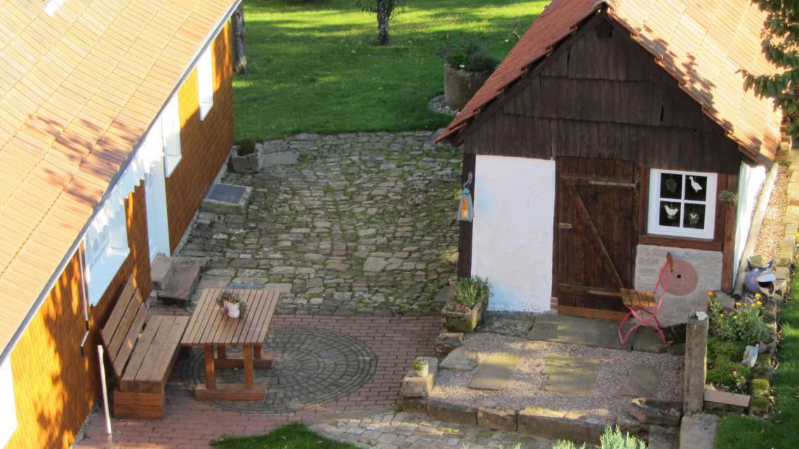 Odenwälder Ferienhaus Heß