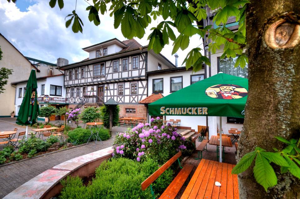 MO-Hotel Brauerei-Gasthof Schmucker