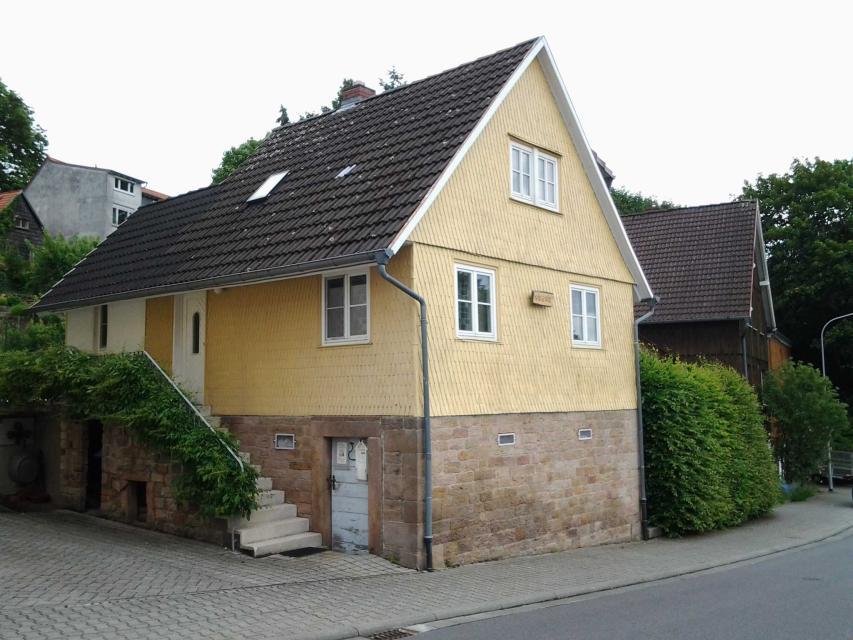 Ferienhäuser Café Talblick