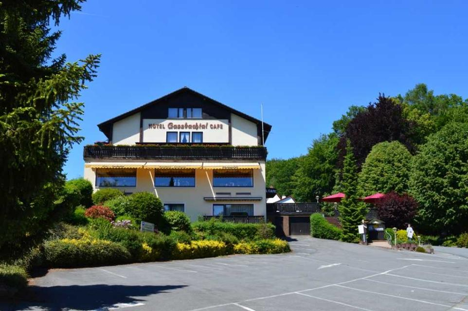 Hotel Gassbachtal & NibelungenCafé