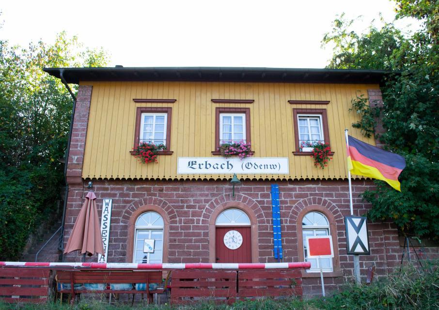 Erbacher Wasserhaus