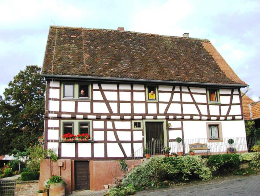 BR-Bauernhof Heist