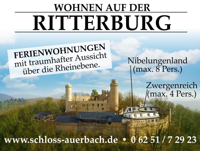 Schloss Auerbach Ferienwohnungen