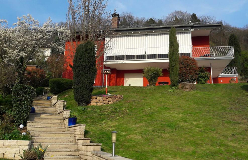Ferienwohnung Casa Rossa
