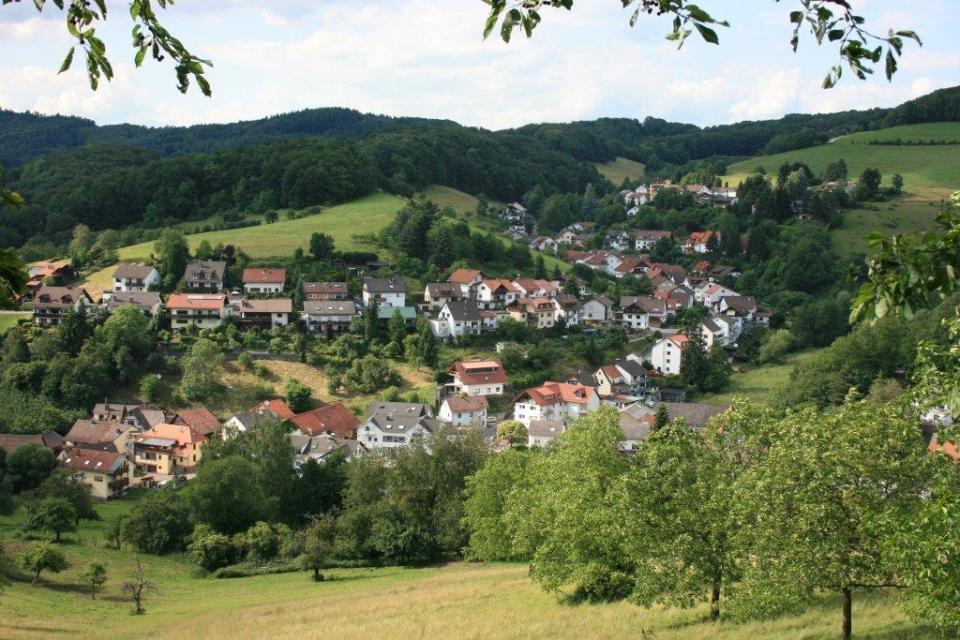 Hans Zink - Gemeinde Gorxheimertal