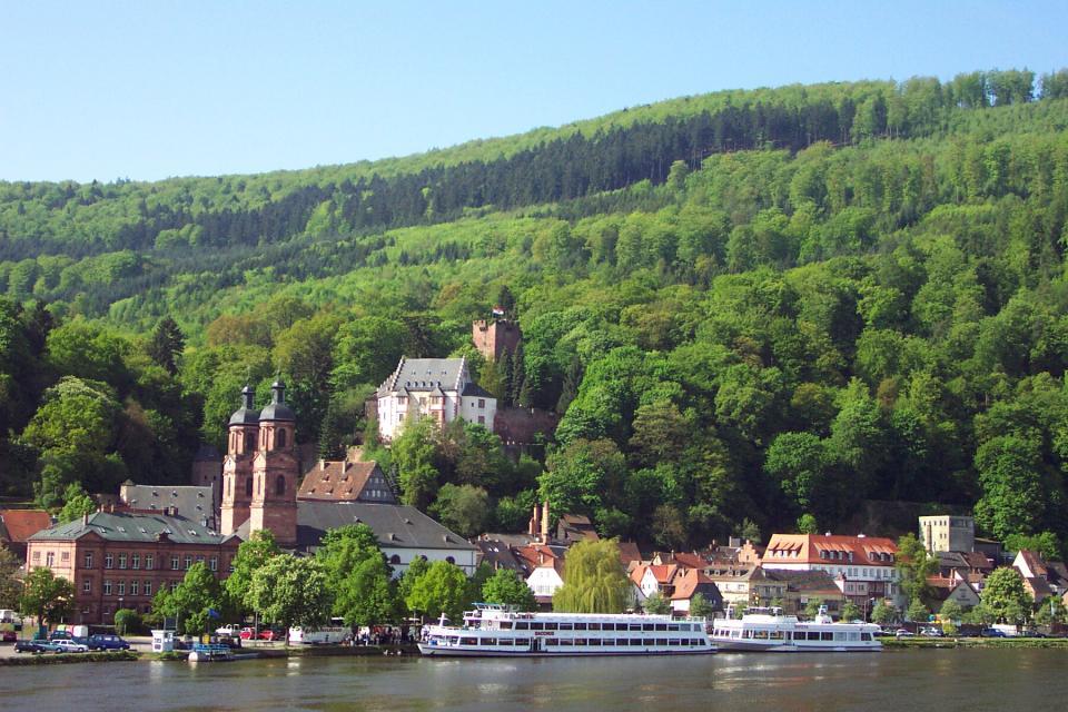 Odenwald Rundfahrt (6 Stunden)
