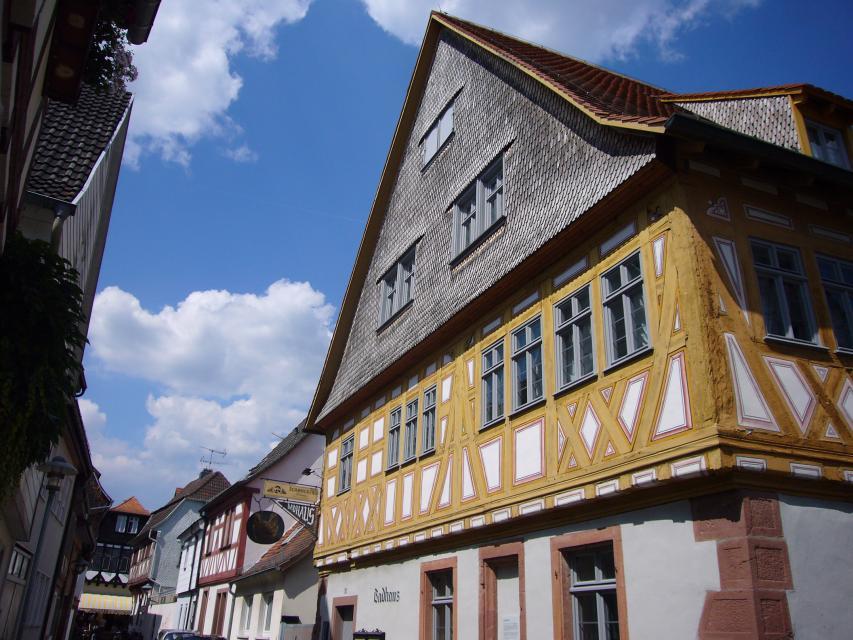 Stadtführung in Dieburg