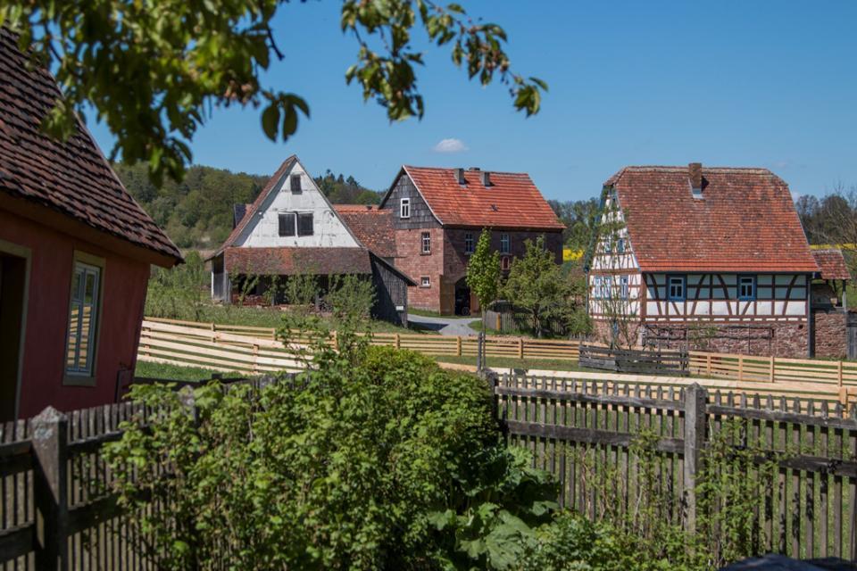 Odenwälder Freilandmuseum in Walldürn-Gottersdorf